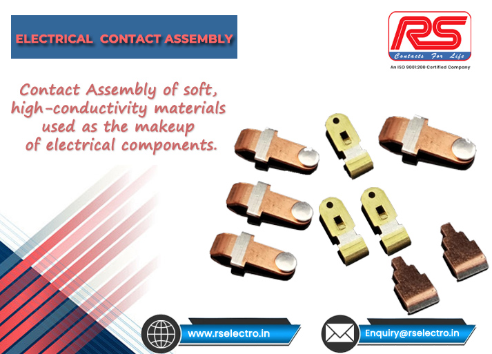 Electrical Contact Assembly Manufacturer, Supplier in India