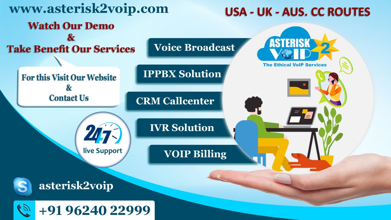 Dynamic Asterisk-VoIP Solution Services-Asterisk2voip Tech