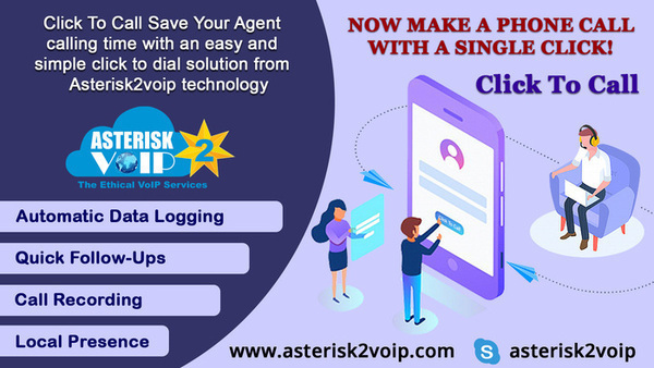 Asterisk-VoIP Click-To-Call System by Asterisk2voipTech
