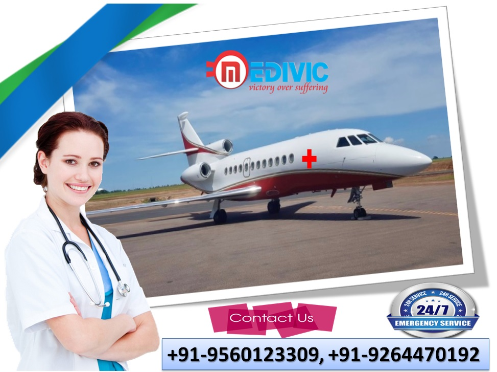 Avail Quality-Based Air Ambulance Services in Kozhikode