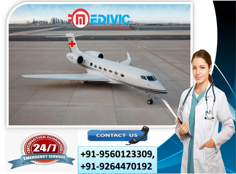 Gain Fabulous Emergency Air Ambulance Services in Mysore