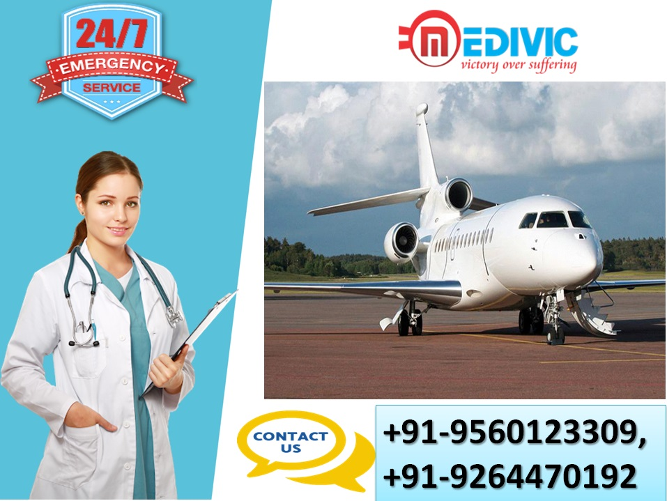 Hi-fi Life Care System Air Ambulance Services in Bhopal