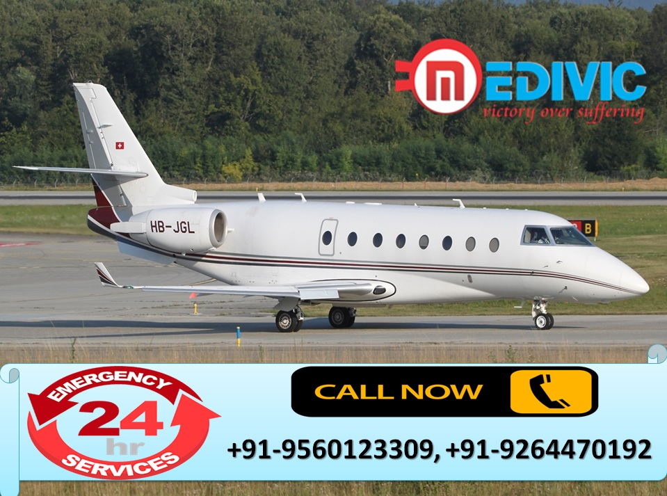 Choose Quality-Based Air Ambulance Services in Bhubaneswar