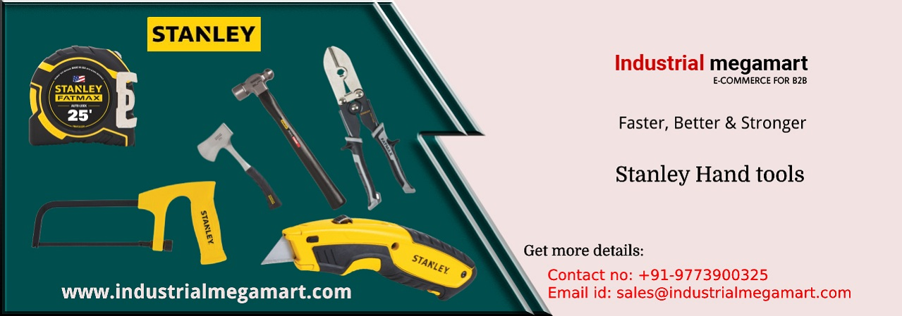 Stanley Hand tools Kits supplier +91-9773900325