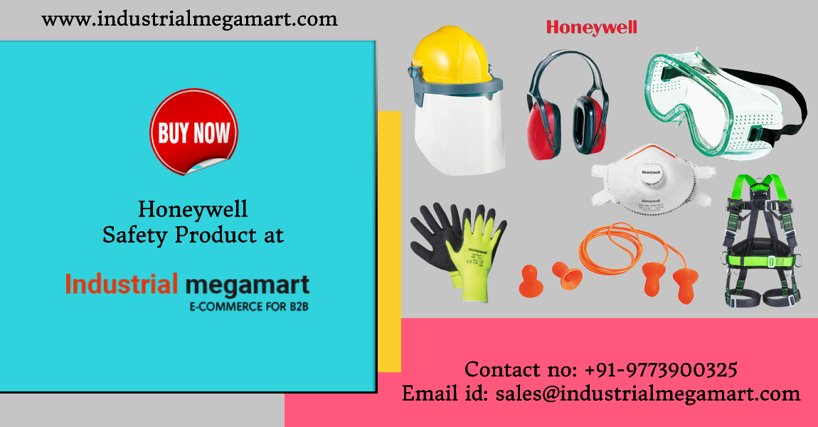 Honeywell safety product Dealer and supplier +91-9773900325