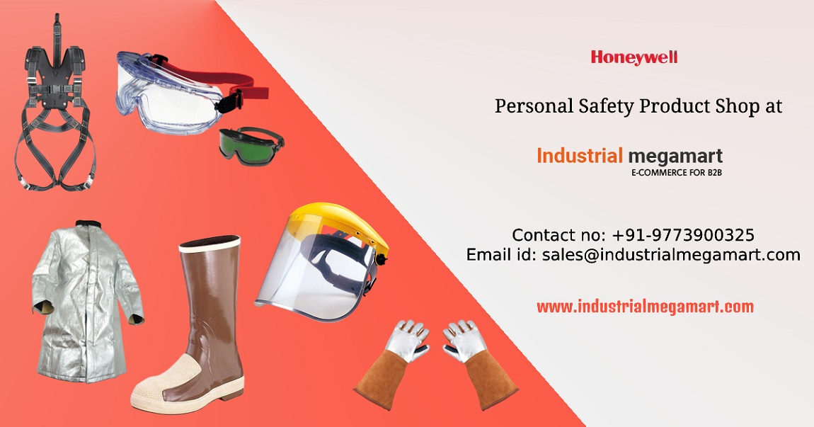 Honeywell Safety PPE product service- +91-9773900325