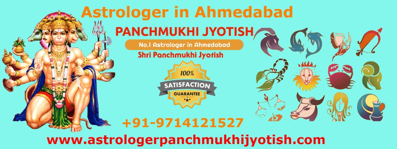 Famous Astrologer in Ahmedabad