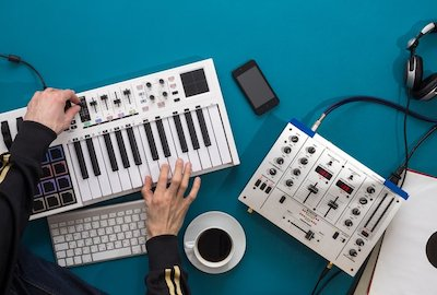 learn music production in india