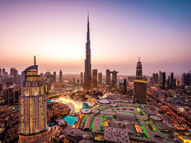 4 Nights/ 5 Days, Discover Dubai with Theme Parks