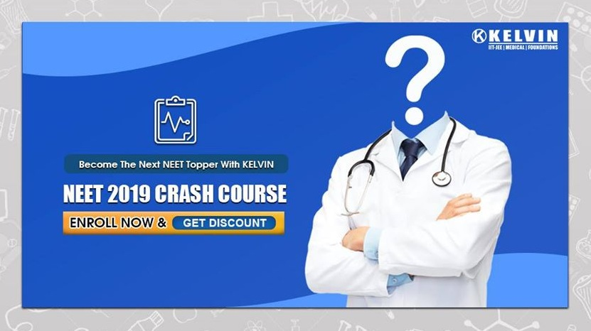NEET Crash Course in Delhi. Prepare for NEET 2020