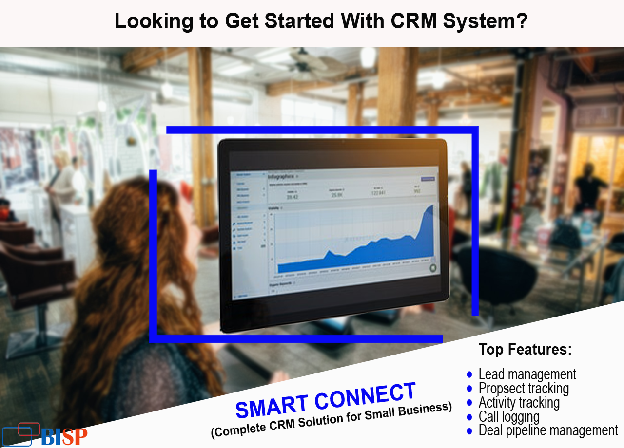How Smart Connect CRM can help your small business?
