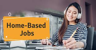 Computer based job home based in data entry work No Target