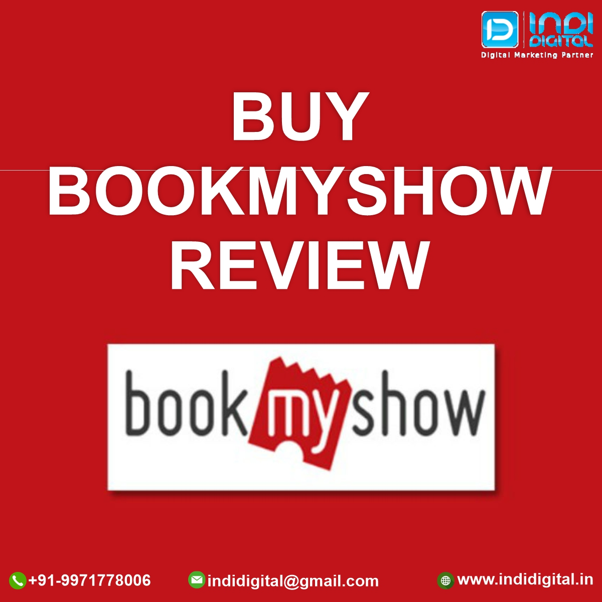 How to buy BookMyShow review