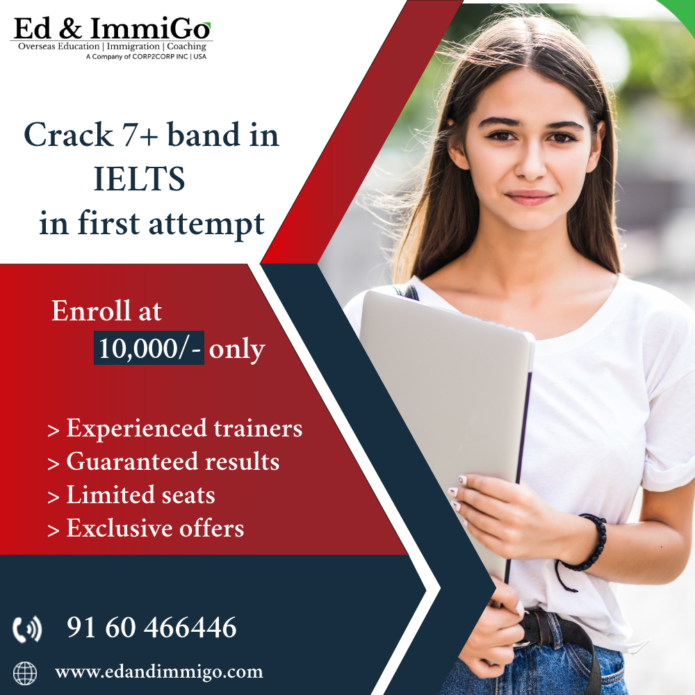 Overseas Education Consultants and IELTS training