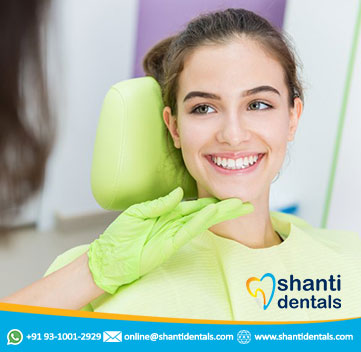 Smile Makeover Treatment  by shanti dentals at Best Price