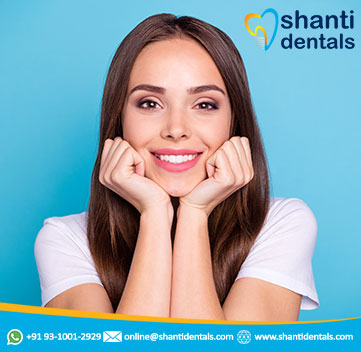 shanti dentals is Best smile makeover Dental care in Rohini