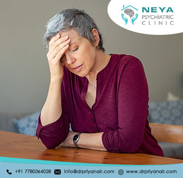 Old Age Depression Therapy Services in Hyderabad