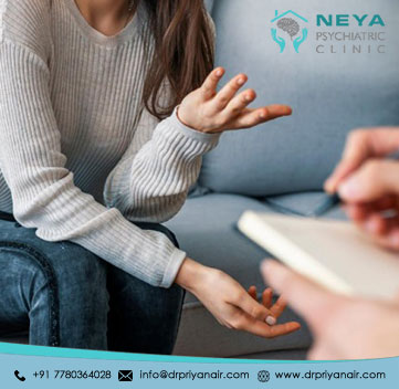 Counseling Therapy Services in Hyderabad