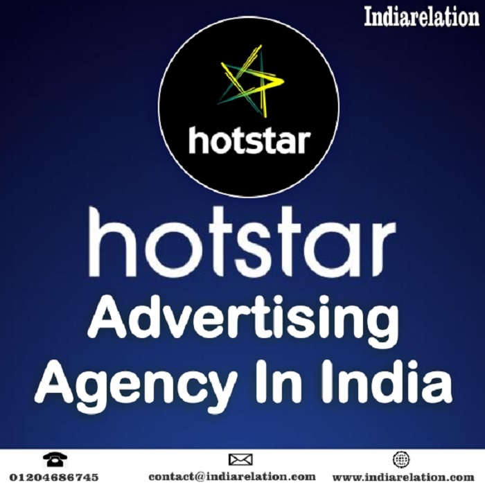 Find are leading top Hotstar advertising agency in India