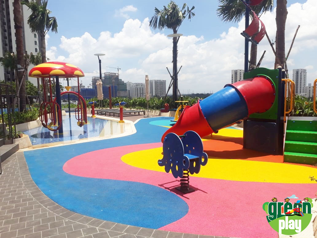 Outdoor Fitness Playground Equipment Suppliers in India