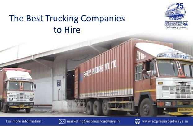 The Best Trucking Companies to Hire