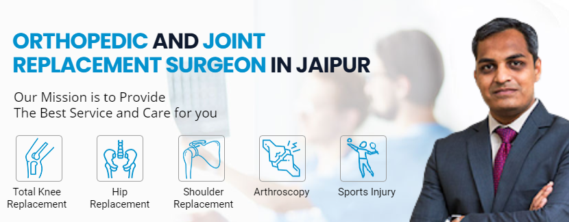 Dr. Arun Partani Best knee Replacement Surgery in Jaipur.