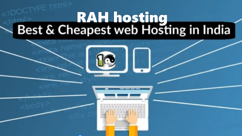 Best Domain and Hosting Provider In India- RAH hosting