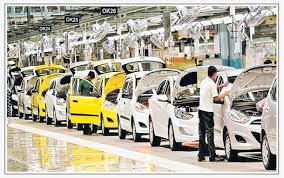 Automobile Sectors Project Opening